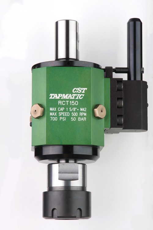 Tapmatic RCT150 self-reversing tapping attachment