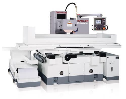 Chevalier FSG-ADIII automatic precision surface grinding machine