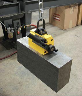 neodymium lifting magnets from Master Magnetics