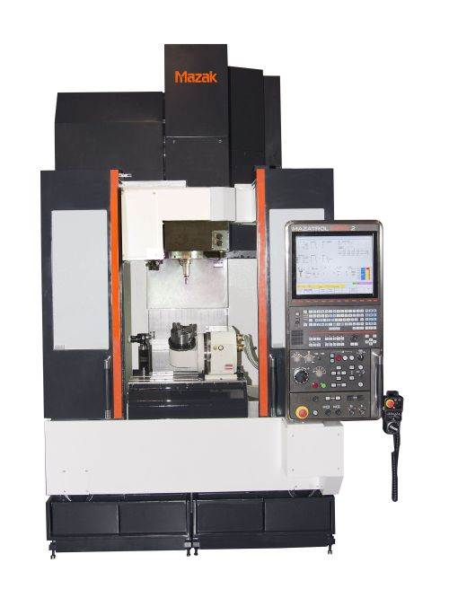 Mazak Vertical Center Nexus Compact