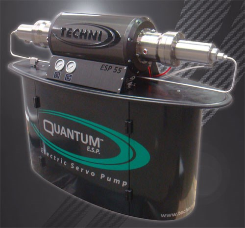 Quantum ESP waterjet pump
