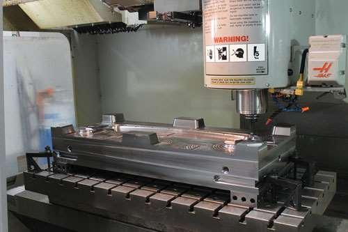 Haas CNC VM3