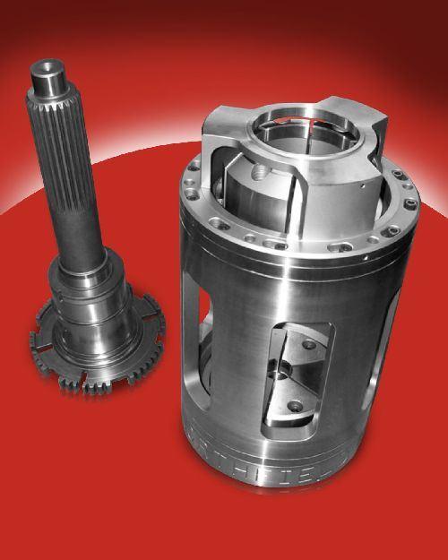 Northfield Precision model DPH-900 chuck