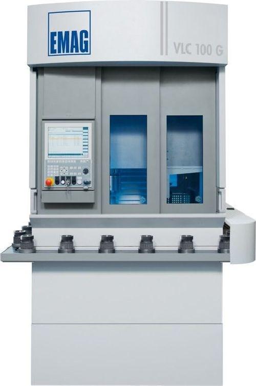 Emag VLC 100 G vertical grinding center
