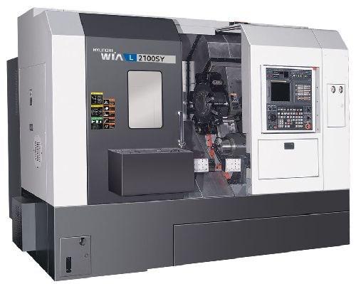 Hyundai-WIA L2100Y/SY turning center