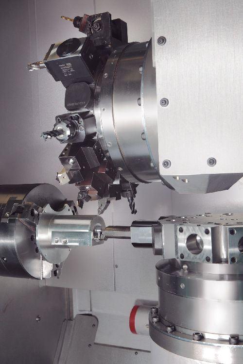 Index IT600 universal turning machine