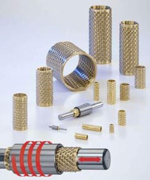 Mahr MarMotion linear and rotary stroke bearings