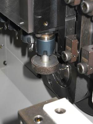 MicroSwiss say'tec high-performance grinding wheel