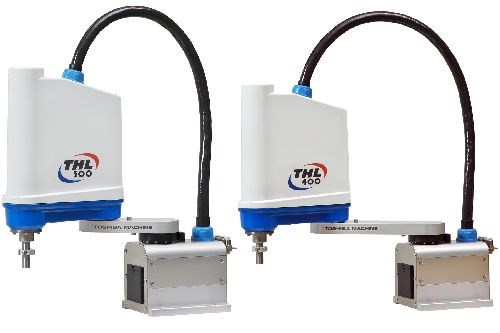 Toshiba THL300 and THL400 robots