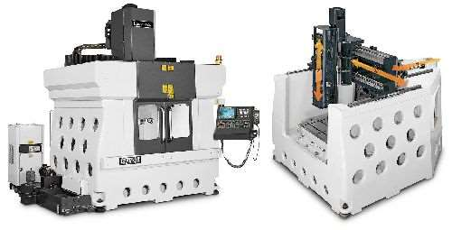 YMT Quickjet GTV-97 gantry-type machining center