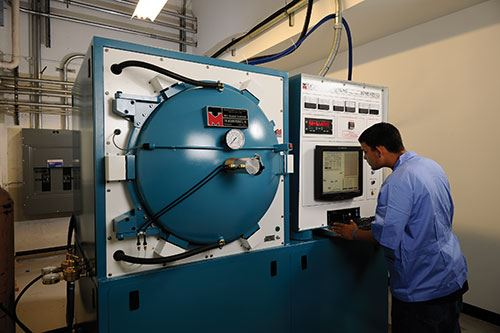 3D Medical Manufacturing heat treating