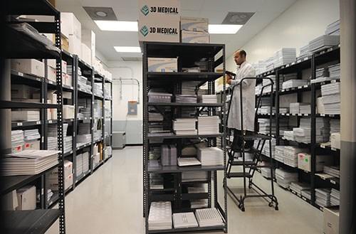 3D Medical Manufacturing