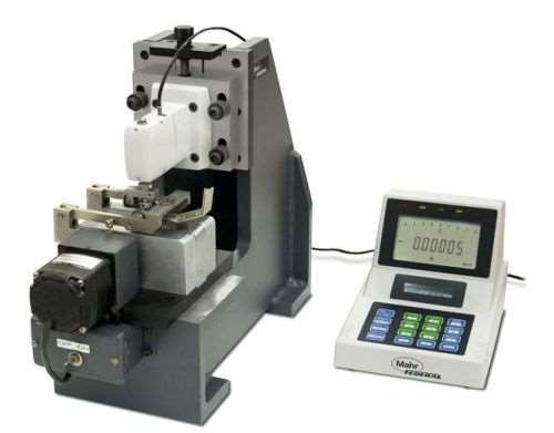 motorized thickness gage