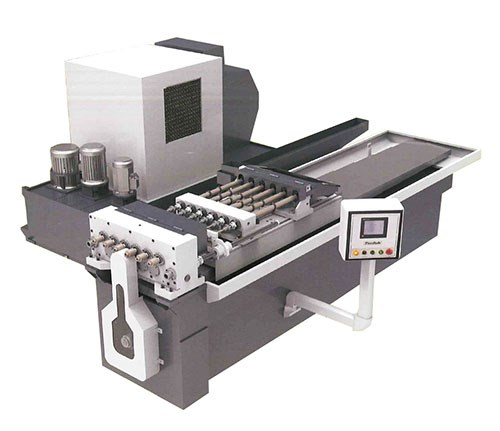 Precihole GRN 12/2-100 twin-spindle pull reaming machine