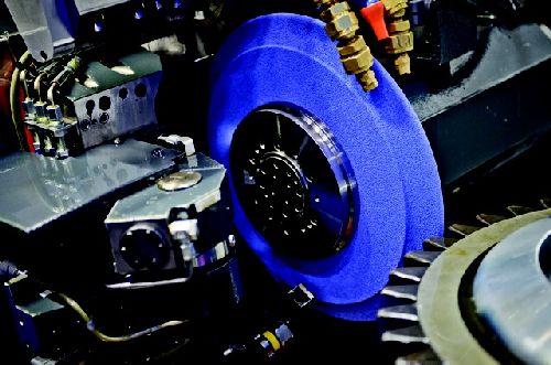3M Abrasive Systems 3M Cubitron II gear grinding wheels