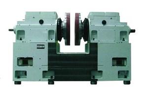 C & B Machinery DG-2H horizontal double-disc grinding machine