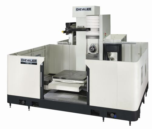 Chevalier Machinery FBB series horizontal boring and milling machine