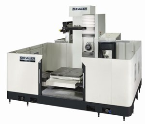 Chevalier Machinery FBB series horizontal boring and milling machine
