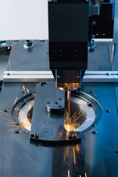 Emag ELC series solid-state welding machine