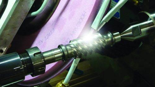 Holroyd Precision WG grinding station