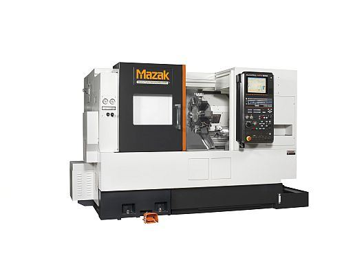 Mazak Quick Turn Nexus 250-II multitasking turning center