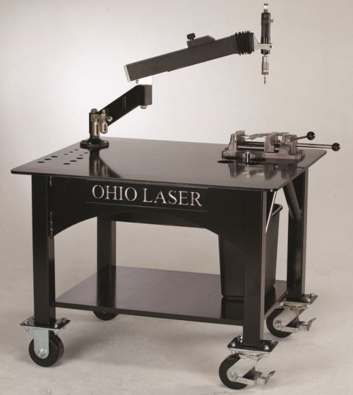 Ohio Laser mobile Tapping Table XL