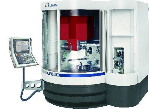 United Grinding's Blohm Aeromat profile grinder
