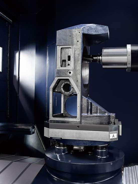 Hwacheon Machinery America's H6 HMC