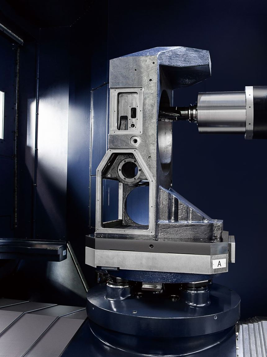 Hwacheon Machinery America's H6 HMC