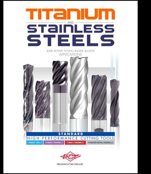 Precision Cutting Tools nickel-based alloys brochure