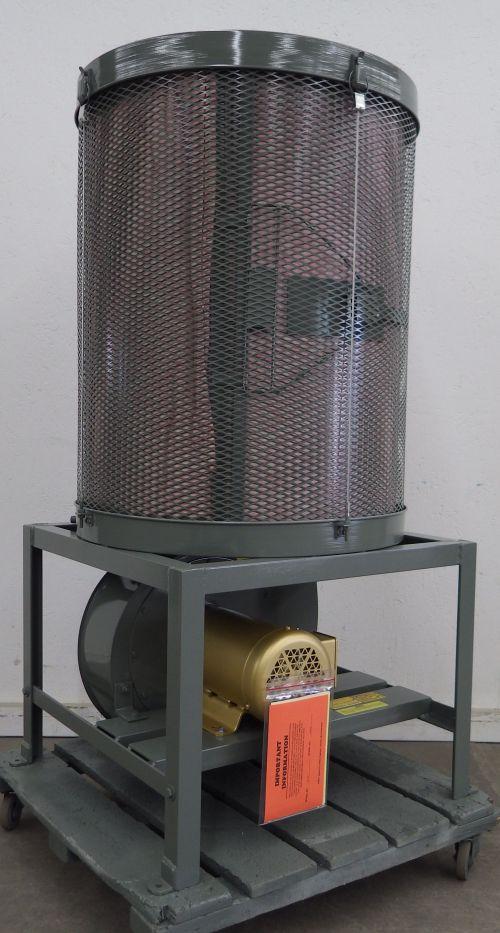 Aget Manufacturing Mistkop mist collector
