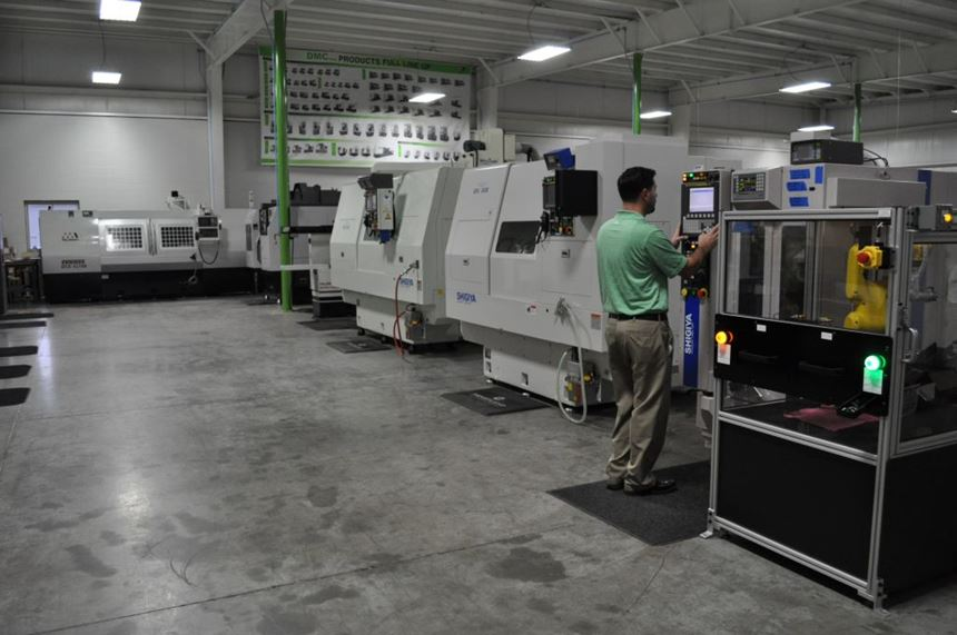 Heartland Machine and Engineering grinding offerings