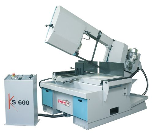Kalamazoo Machine Tools Model KS600 semi-automatic band saw