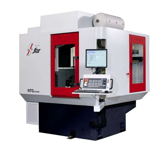 Star SU NTG-4L tool and cutter grinder