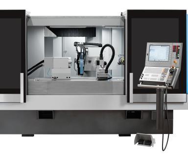 Kellenberger Varia grinding machine