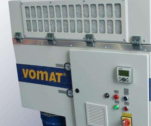 Vomat filtration system