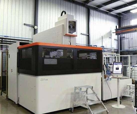 GF Machining Solutions AgieCharmilles Cut P 1250