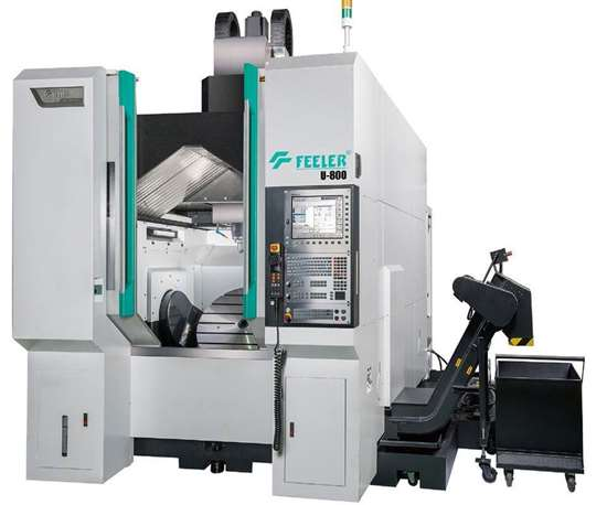 Methods Machine Tools U-800