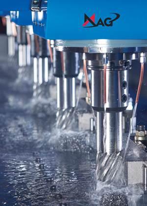 Cutting Tools, Fluids For Aerospace Machining