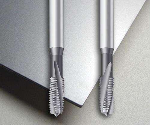 Emuge taps for titanium