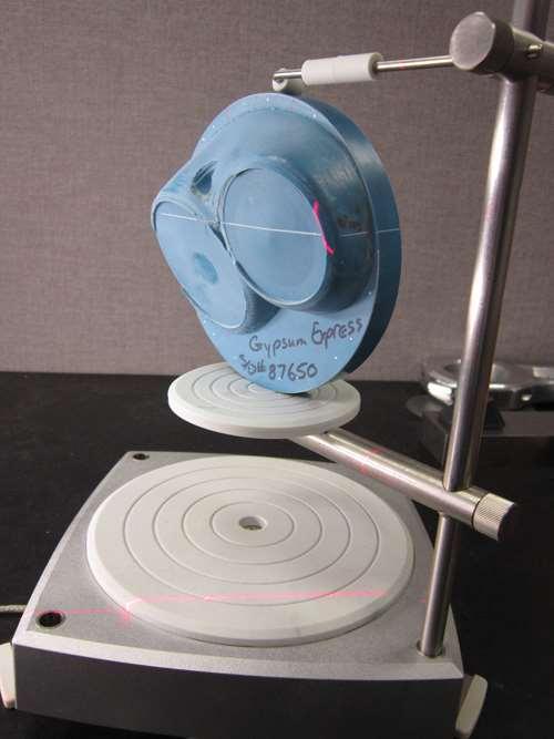 nextengine laser scanner piston