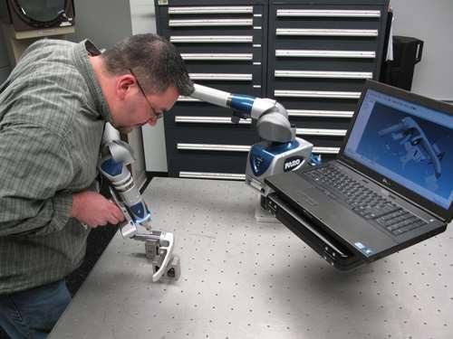 Portable CMM technology