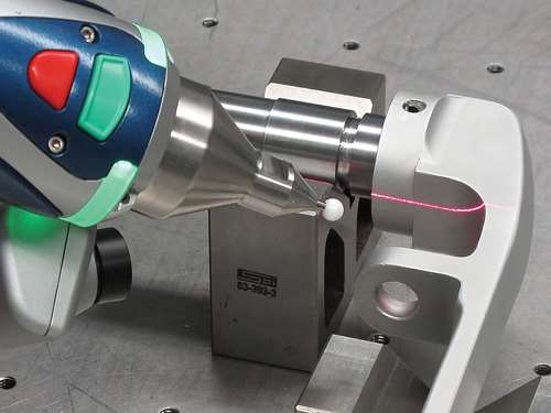 faro edge laser