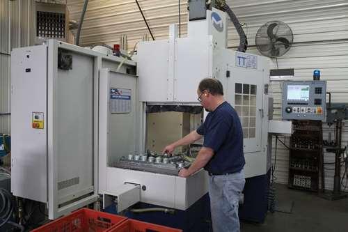 Milltronics machines