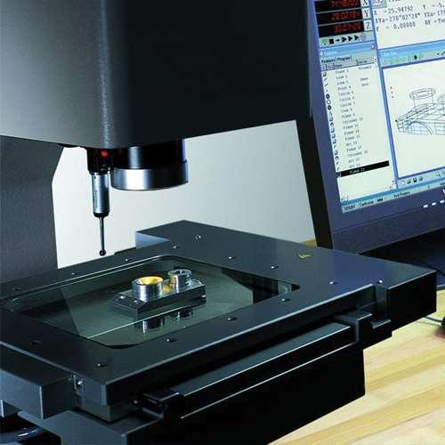 Heidenhain's Quadra-Chek metrology software