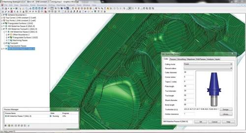 Machining Strategist V13 from Vero Software