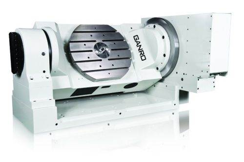 CNC Indexing & Feeding tilt rotary tables