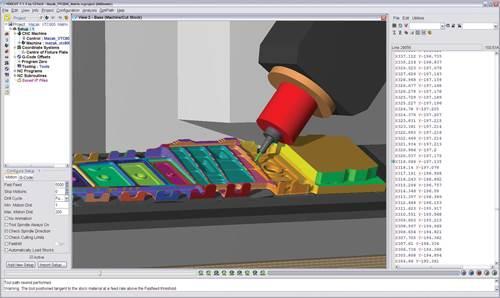 CGTech Vericut CNC software