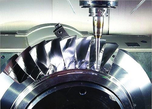 DP Technology Esprit 2012 CAM software
