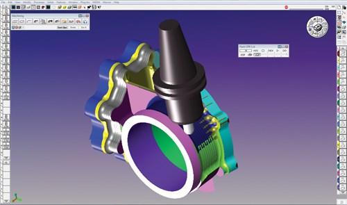 Cimatron Gibbs & Associates GibbsCAM software